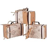100 x Cajas de Caramelo Dulces Bombones