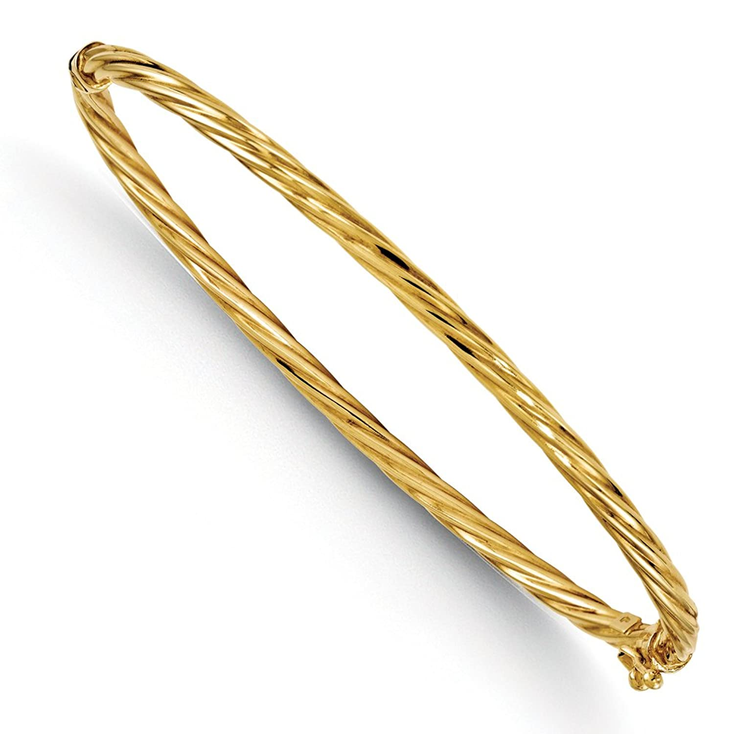 modern products stone bracelet bangle gold steel miajwl with a twisted grande stainless