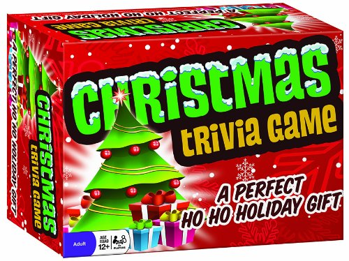 christmas trivia game cards - 2