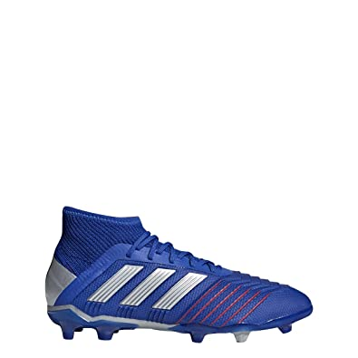 412d9dd06fd adidas Kids Predator 19.1 Firm Ground Soccer Cleats (4.5)