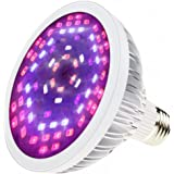 LED Plant Grow Light Bulbs, SHEKAR 24W E26/27 Socket, Full Spectrum LED Plant Lamp Bulb for Home, Indoor Garden Greenhouse and Hydroponic Aquatic