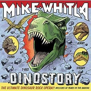 Dinostory: Ultimate Dinosaur Rock Opera