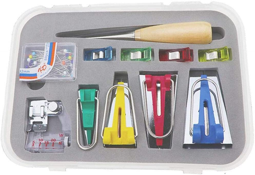 Fabric Bias Tape Maker Tool