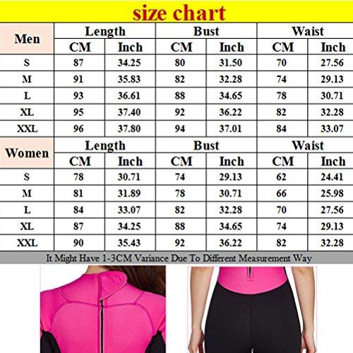 Zhhlinyuan Fashion Multi-color Women/Men Swimming Costume Neoprene Short Sleeve Swimsuit Swimwear Black&Blue