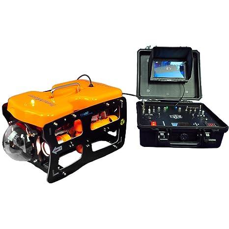 ThorRobotics Cámara submarina Drones Robot Trenchrover110 ROV ...