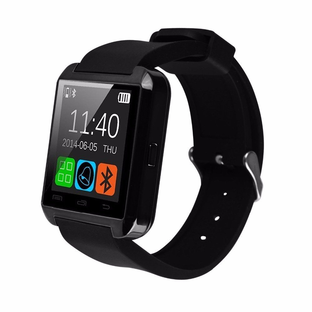 Amazon.com: Skyndi U8 Bluetooth Smart Watch for iOS & Android