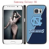 download ebook samsung galaxy s6 case unc north carolina tar heels 32 drop protection never fade anti slip scratchproof black hard plastic case pdf epub
