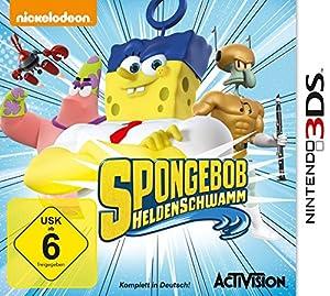 Spongebob Schwammkopf: Helden Schwamm - [Nintendo 3DS]