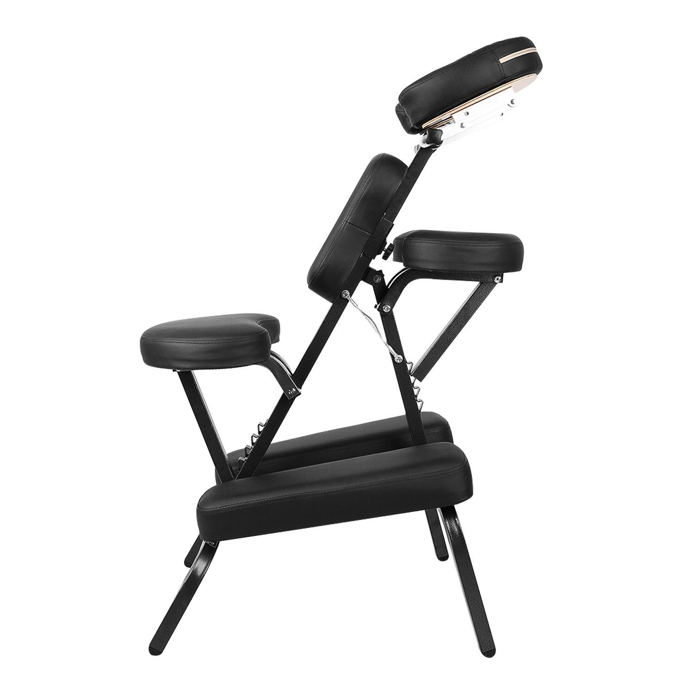 Naipo Chaise De Massage Shiatsu Siege Ergonomique Masseur Assis En