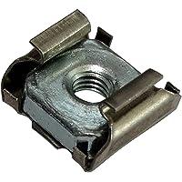 AERZETIX: 10x Tuercas de Jaula M3 L9.5mm H5.2mm