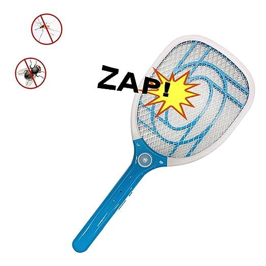 Chlry Raqueta Matamoscas Electrico Mata Moscas Mosquitos, diseño ...