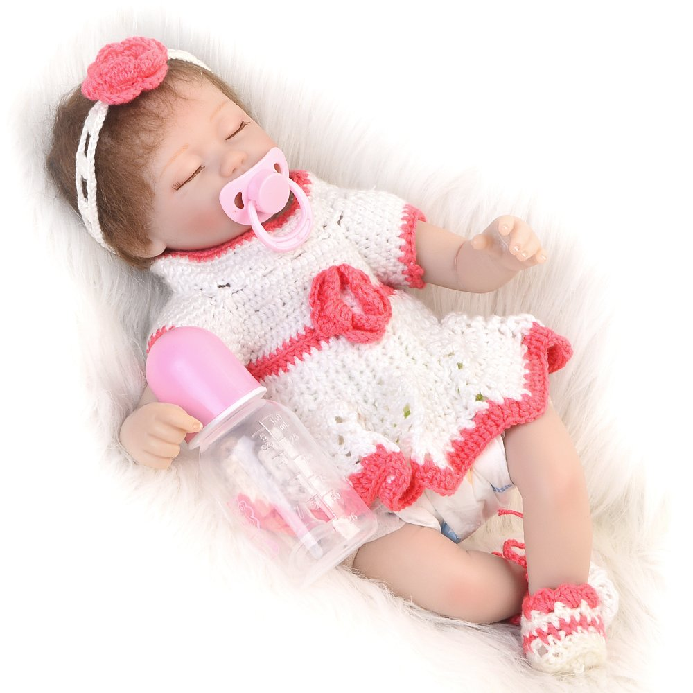 Top 5 Life Like Baby Dolls That Move 2018