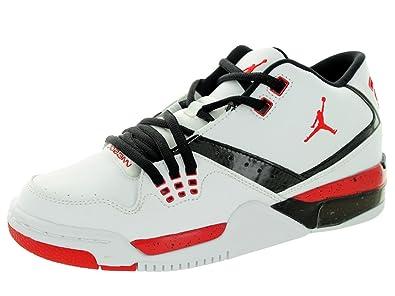 Jordan Flight 23 (GS) Nike Boys Mod. 317821-116 Mis. 37.5  Amazon.co ... 64b40a283