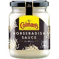 Colmans Horseradish Sauce Jar, 136 g