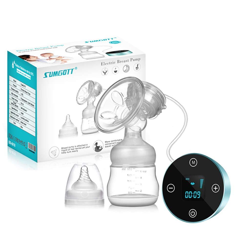 SUMGOTTTire lait Electrique, Rechargeable Portable tire-lait avec écran tactile intelligent LCD product image
