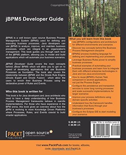 jBPM 5 development book review