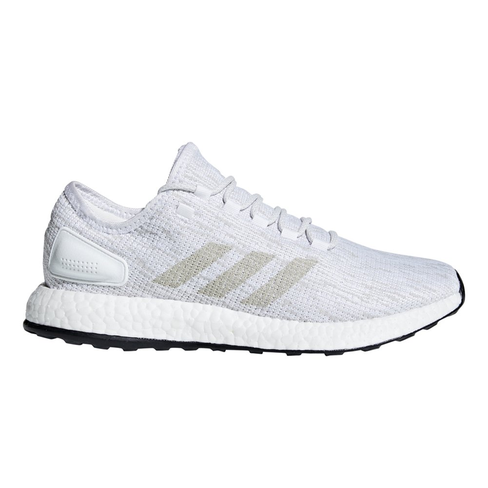 adidas Performance Men's Pureboost Running Shoe B07BHZ9VL4 10-|White/Grey One/Crystal White