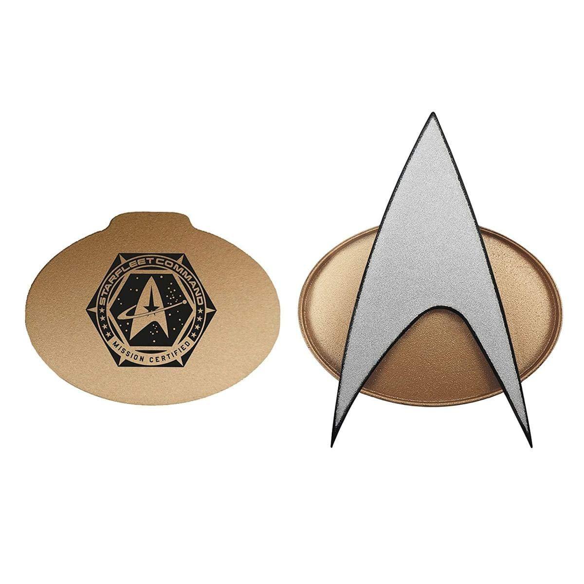 Star Trek: The Next Generation Blautooth Communicator Badge - Neue verbesserte Version
