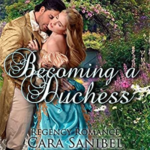 Becoming a Duchess Audiobook