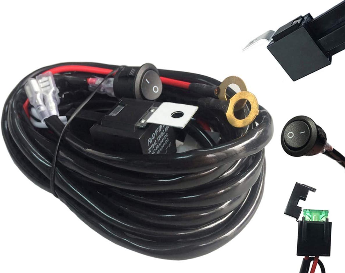 61q+qrmgrSL._AC._SR360460 amazon com wiring harnesses electrical automotive