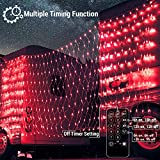 BrizLabs Christmas Net Lights, 11.8ft x 4.9ft 360
