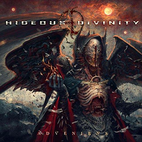 Hideous Divinity - Adveniens (2017) [FLAC] Download