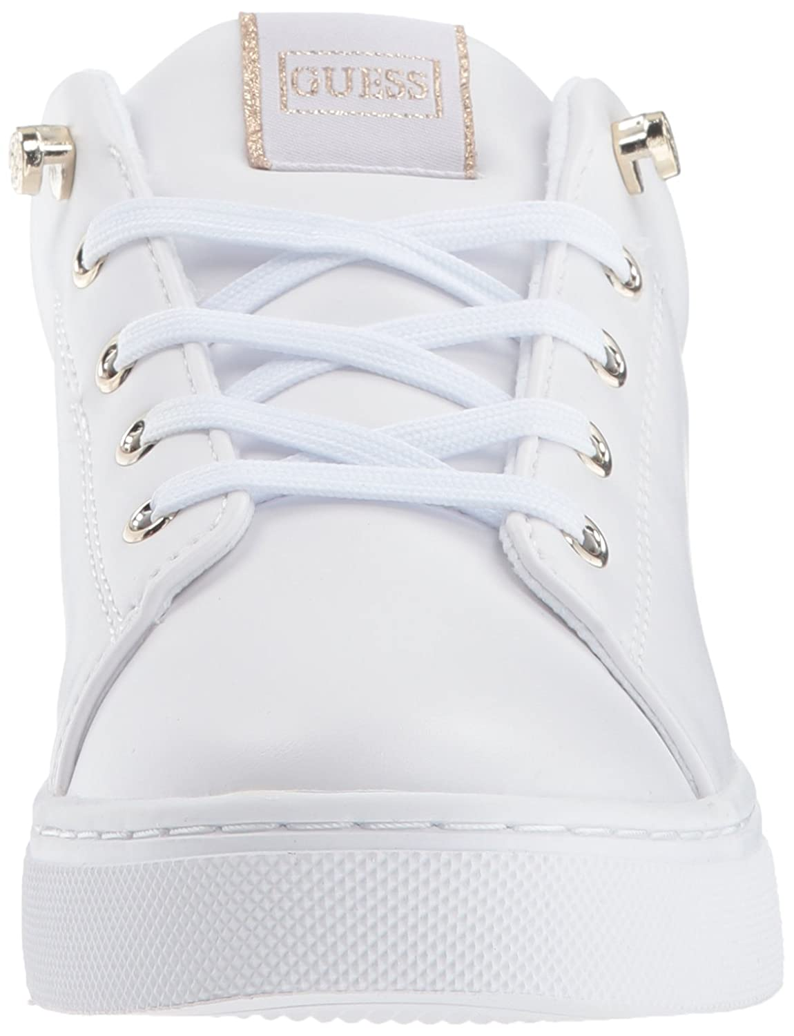 GUESS Women's Jollie Sneaker B071YWKKN7 9.5 B(M) US|White