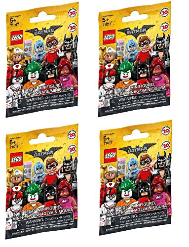LEGO Batman Minifigures Bundle Styles