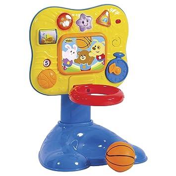WinFun - Canasta basket musical para bebés (ColorBaby 44234 ...