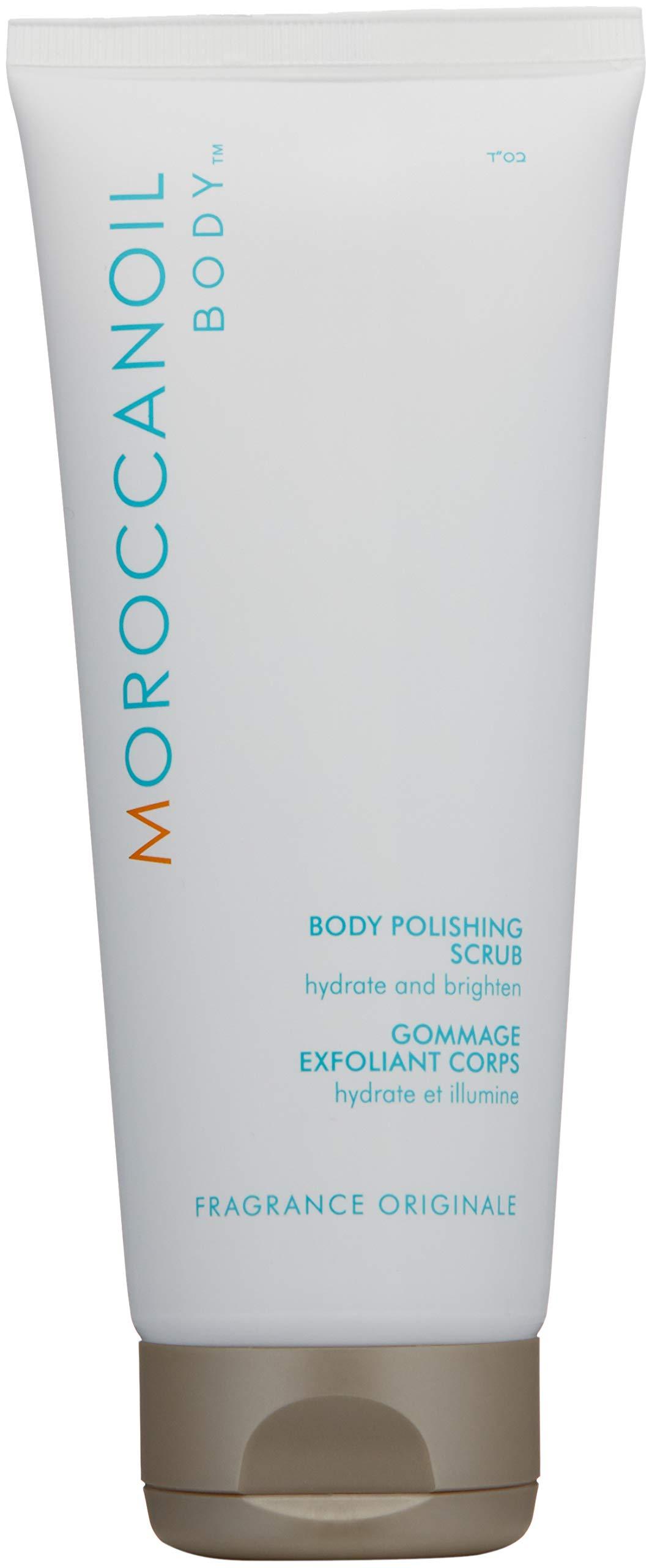 Moroccanoil Body Polishing Scrub, 6.7 Fl. Oz. by MOROCCANOIL
