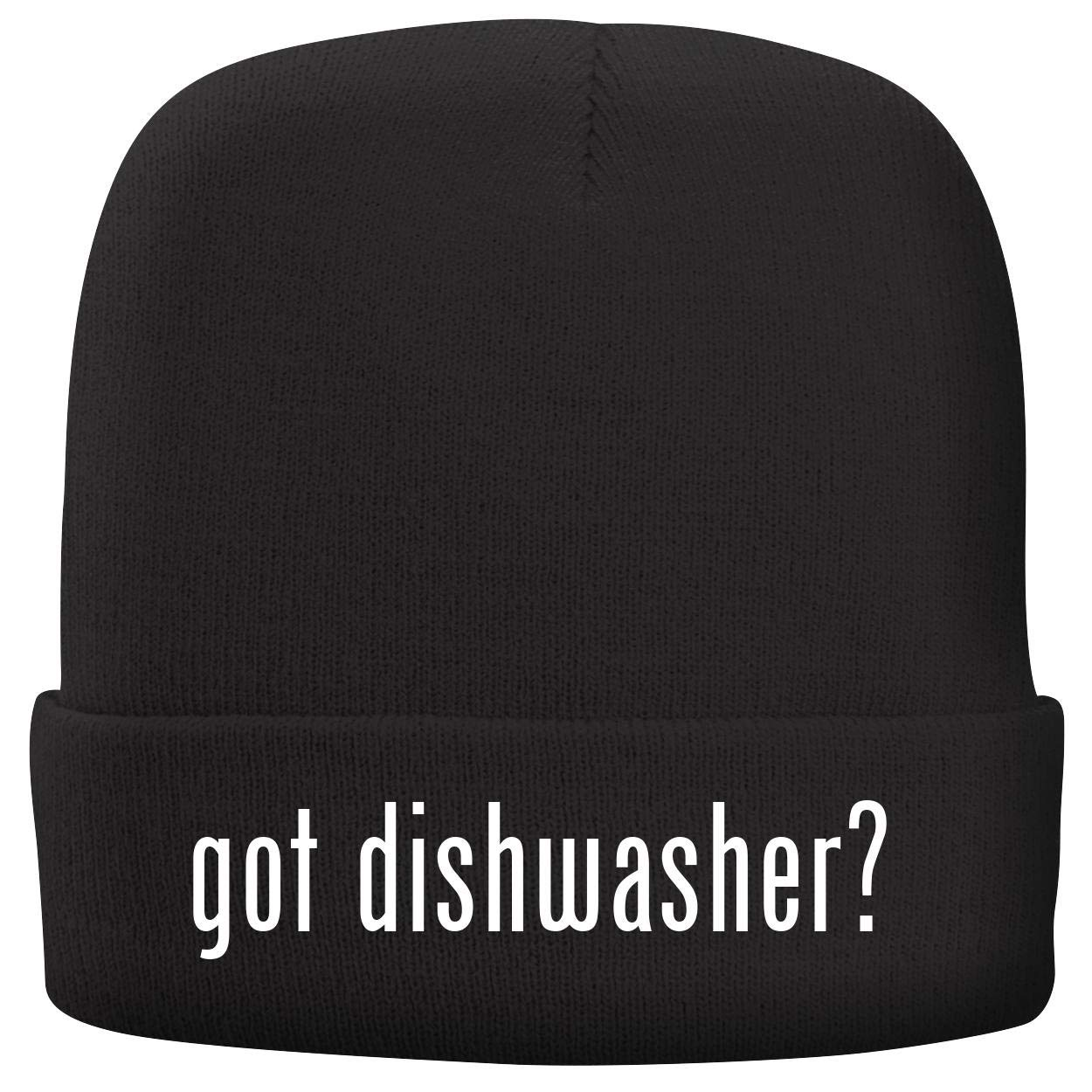 BH Cool Designs got Dishwasher? - Adult Comfortable Fleece Lined Beanie