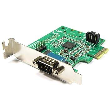 BeMatik - Tarjeta PCI-Express Serie 16C950 FLEX-ATX (2S ...