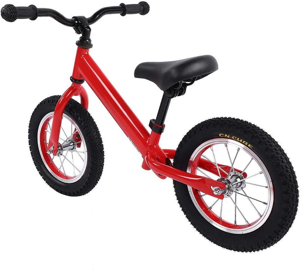 Zer one Bicicleta de Aprendizaje para niños, 2 Ruedas, sin Pedal ...