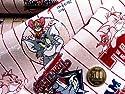 キャラクター 生地 はぎれ ハギレ 40cm トムとジェリー(ピンク)#3( 手芸 生地 キャラクター 布 ピロル )の商品画像