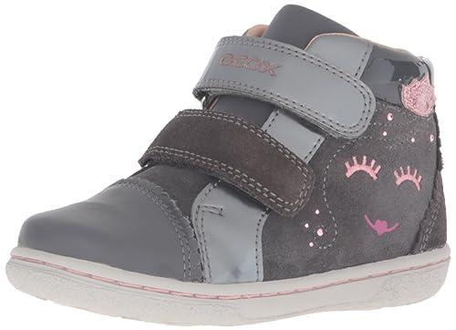Geox B Flick Girl C, Botines de Senderismo para Bebés: Amazon.es: Zapatos y complementos