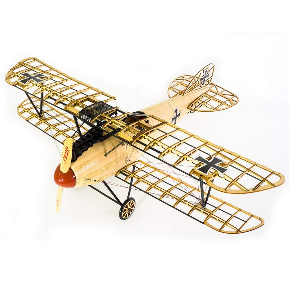 Goolsky VS02 1 15 en Bois Statique modèle d'avion Affichage réplique 500mm Albatros Kit Artisanat en Bois Cadeau d'ameubleHommest pour Enfants et adultesdel