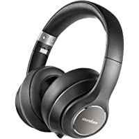 Soundcore Vortex Wireless Over-Ear Headphones by Anker, with 20-Hour Playtime, Bluetooth 4.1, Hi-Fi Stereo Sound, Soft…
