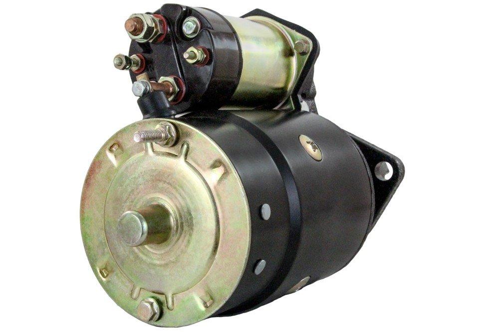 NEW STARTER MOTOR FITS INTERNATIONAL TRUCK CARGOSTAR IHC V-304 345 392  12323748