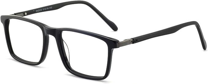 best glasses for bald head - OCCI CHIARI Clear Lens Glasses Men Eyewear