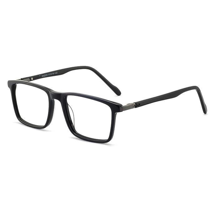 Amazon.com: OCCI CHIARI Gafas de sol sin receta marco ...