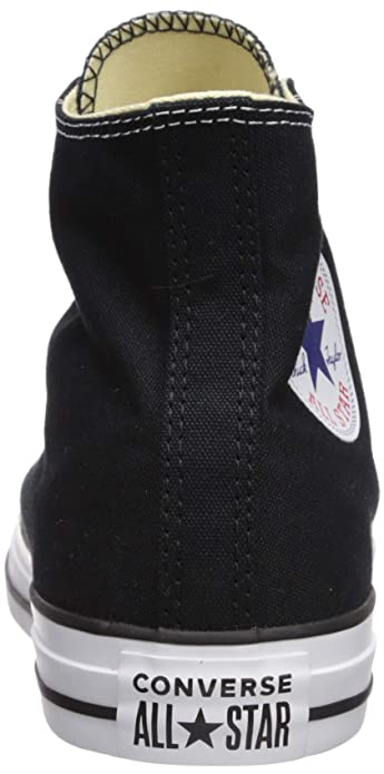 Converse Unisex Chuck Taylor All Star Canvas Hi-Top Trainers  Amazon.co.uk   Shoes   Bags dbd0cda61