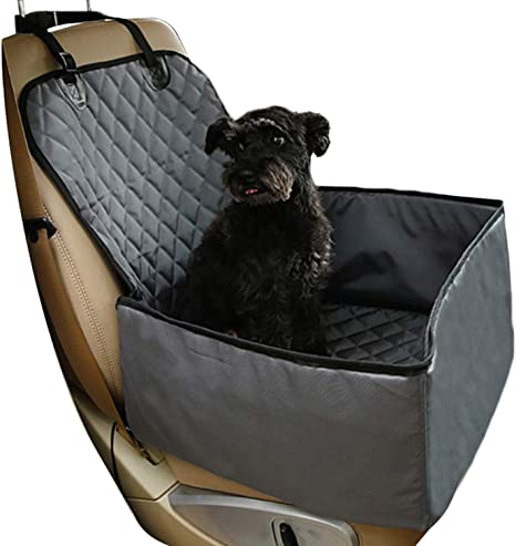 Petcute Hund Autositzbezüge Hundesitz Auto Sitzerhöhung Für Hunde 2 In 1 Hundesitzbezug Für Autos Wasserdichter Hundesitzbezug Haustier