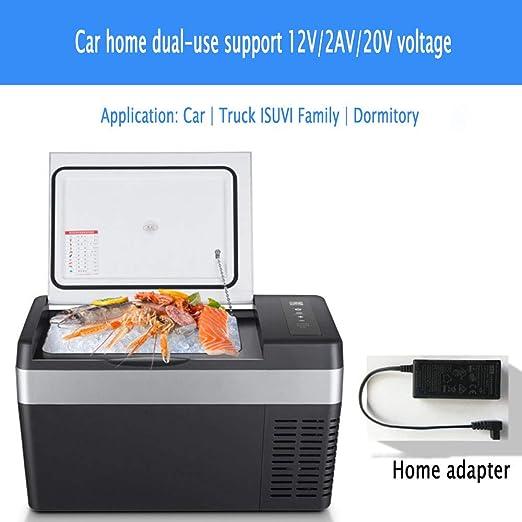 YIWANGO Ortátil Refrigerador 25L Viaje Picnic Camping Mini ...