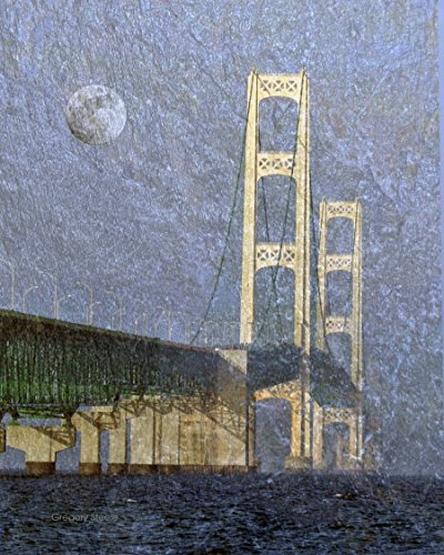 bridge-mackinacmackinaw-highly-textured-look-with-moon-michigan-upper-peninsula-16-x-20-fine-art-pho