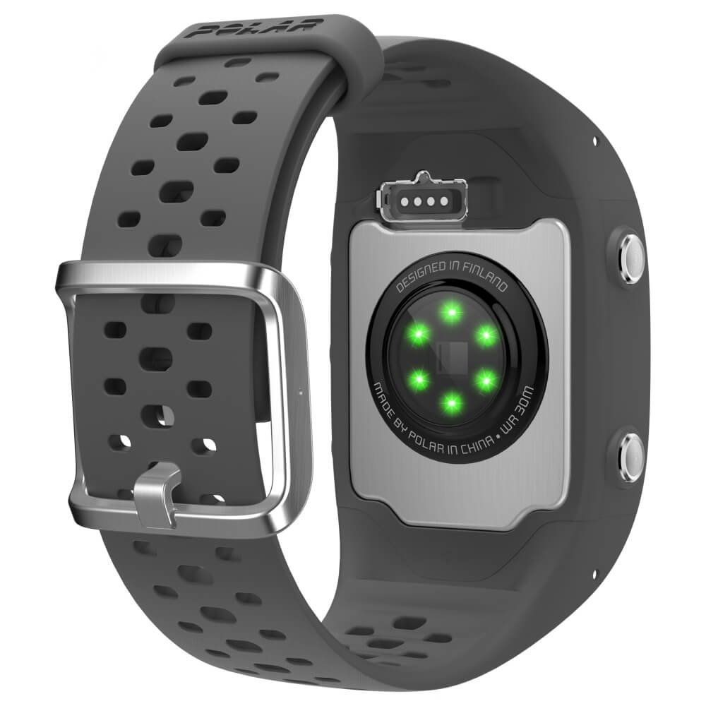 Polar M430 Reloj de Entrenamiento con GPS y Pulsometro de Muñeca, Unisex Adulto, Gris, M-L: Amazon.es: Deportes y aire libre