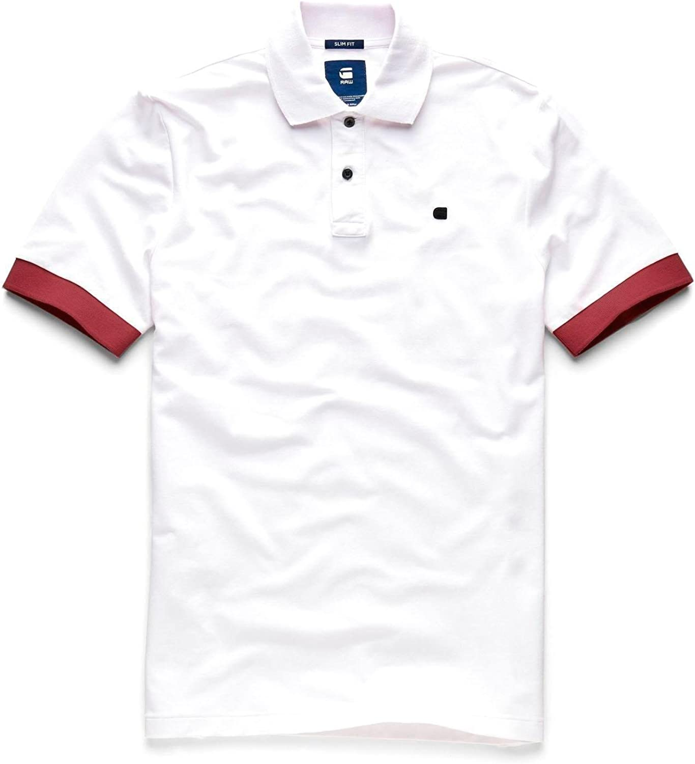 Polo G-Star Core Blanco: Amazon.es: Ropa y accesorios