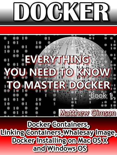 Amazon docker everything you need to know to master docker docker everything you need to know to master docker docker containers linking containers fandeluxe Image collections