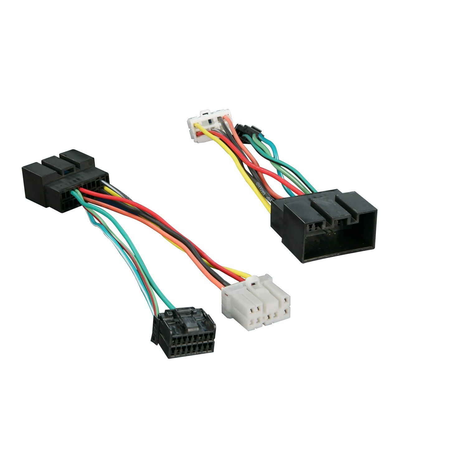 61q F7g5qCL._SL1500_ amazon com metra 70 5716 turbowire car stereo wiring harness  at reclaimingppi.co