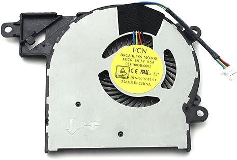 FixTek Laptop CPU Cooling Fan Cooler for HP Pavilion x360 13-s099nr