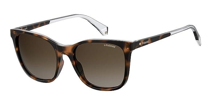 Polaroid PLD 4059/S LA 086 Gafas de sol Marrón (Dark Havana/BW Black Brown), 53 para Mujer: Amazon.es: Ropa y accesorios